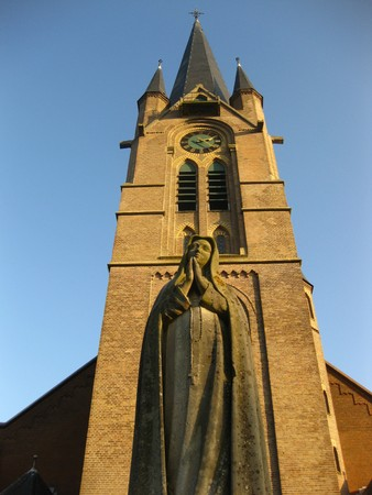 Cattolic Church in the Netherlands photo