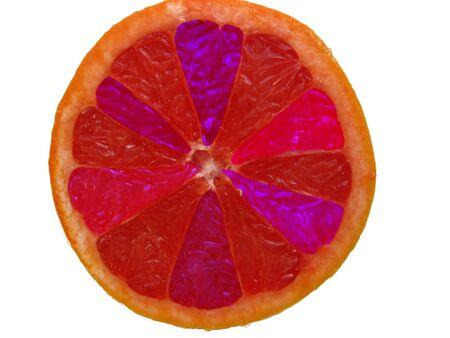 multicolor grapefruit Stock Photo - 4217262