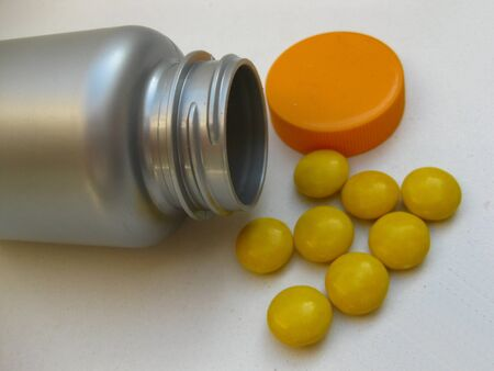 longevity drugs: Vitamin pills