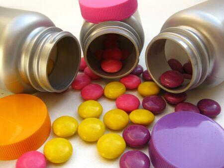 longevity drugs: Vitamin pills