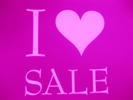 everybody: Everybody loves sale