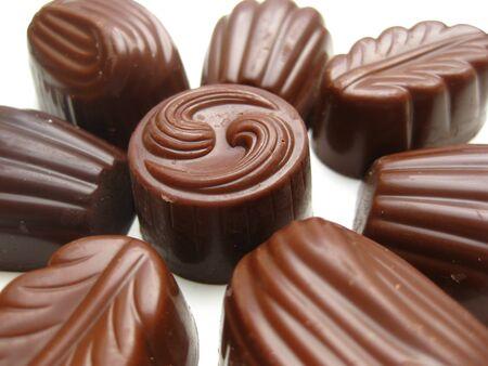 cafe bombon: chocolates en cerca