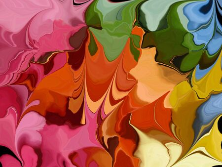screensaver: Abstract background Stock Photo