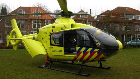 airfoil: dutch rescue helicopter