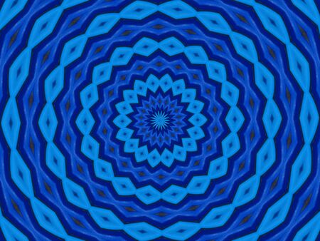 screensaver: Abstract blue background Stock Photo