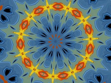 Retro abstract background design Stock Photo - 4358027