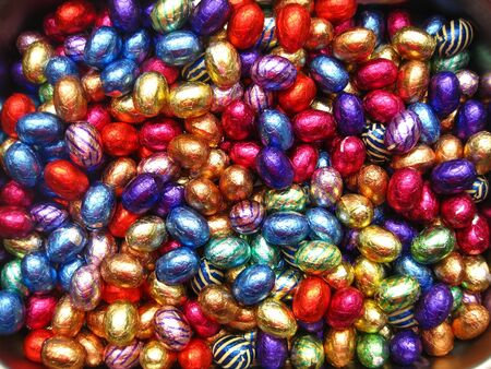 easter eggs Stock Photo - 4442353