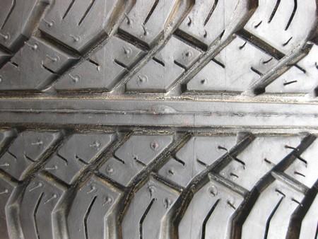 brand new tire pattern photo