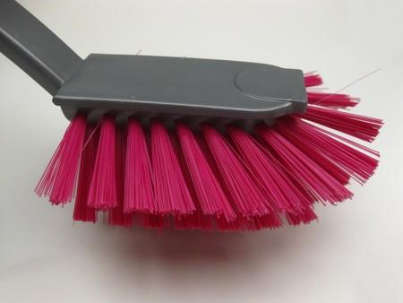 brush for washing the dishes Stock Photo - 4509578