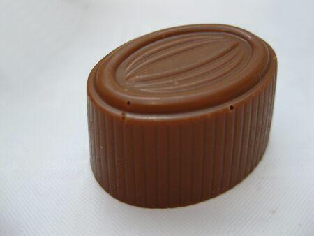 praline: chocolate praline Stock Photo