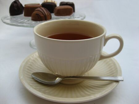cup of tea photo