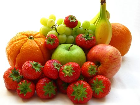 group of fruits photo