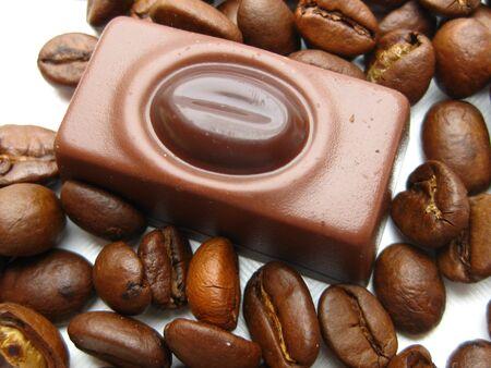 coffee bean chocolate photo