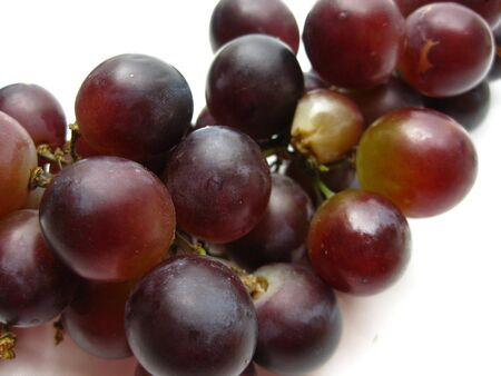 red grapes Stock Photo - 4860373
