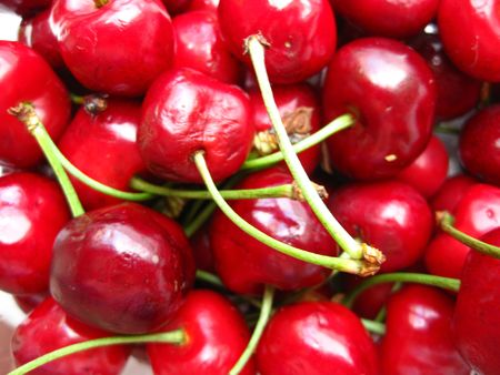 cherries Stock Photo - 4952492