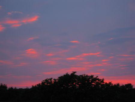 sunset sky Stock Photo - 4998339