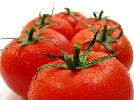 tomatoes Stock Photo - 5030513