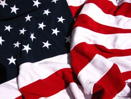 stars and stripes Stock Photo - 5030556
