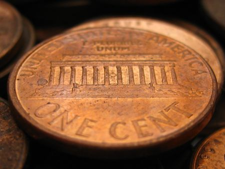 timing the market: One cent