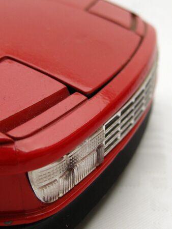 sportcar: Sportcar, grill Stock Photo