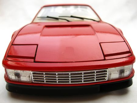 sportscar: Italian sportscar, close up