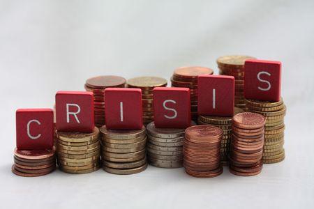 financiele crisis: euromunten: de financiële crisis