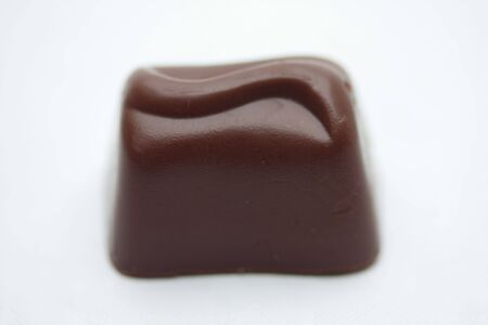 Belgium chocolate praline photo