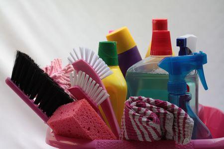 Mycie naczyń Zdjęcie Seryjne - 5291037