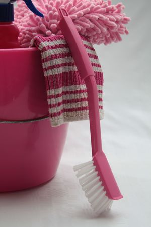 Cleaning equipent photo