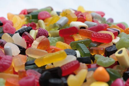 mixed candy photo