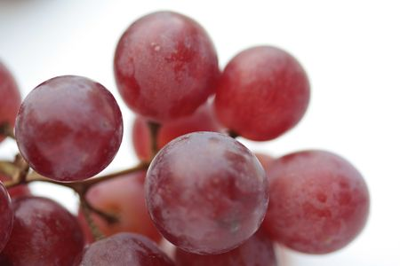 red grapes Stock Photo - 5291136