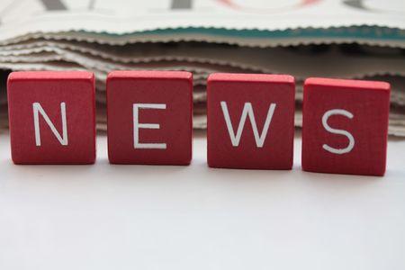 News and newspaper Stock Photo - 5330697