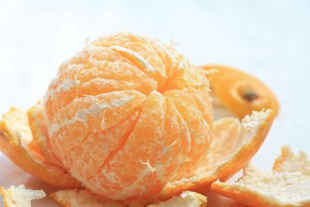 mandarine: mandarine - tangerine Stock Photo