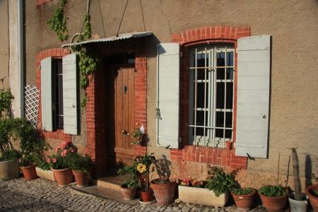eacute: Romantica casa in un piccolo villaggio in Provenza, Francia