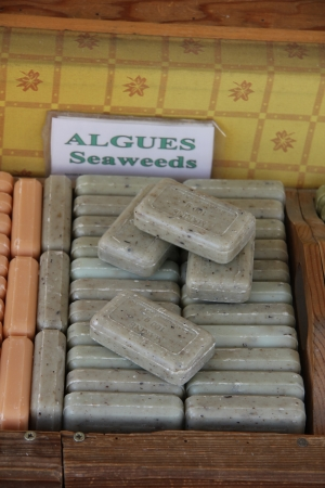 vegetal: Vegetal soap, traditional made in the Provence, France