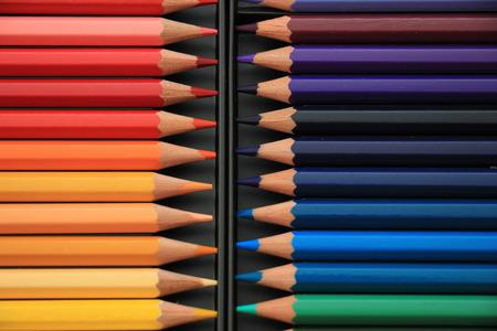 color pencils: Brand new unused color pencils in box