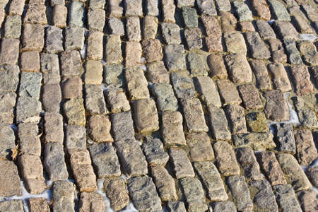 interstice: Paving stones texture