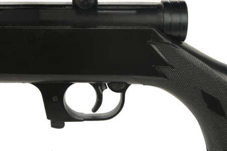 desencadenar: Rifle de disparo