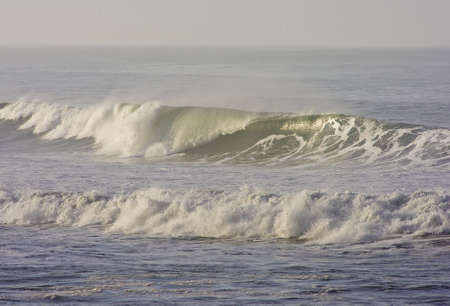 early morning california wave  photo