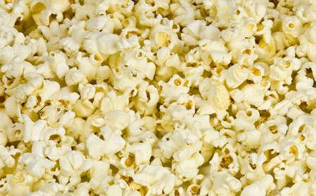 Popcorn background photo