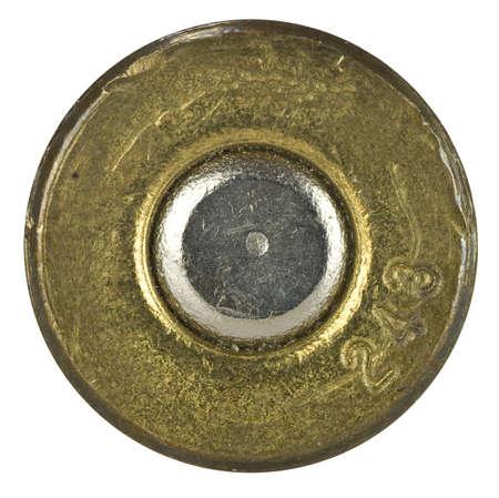 Bullet Shell Gehäuseboden