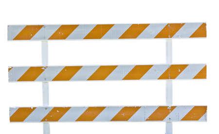 barrier: Road barrier