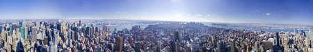 New York City Skyline panarama Stock Photo - 15034134