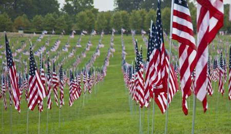 americana: 911 memorial in St  Louis