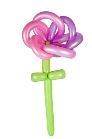 balloon animals: Balloon flower