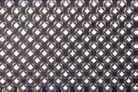 grate: Abstract metallic surface background Stock Photo