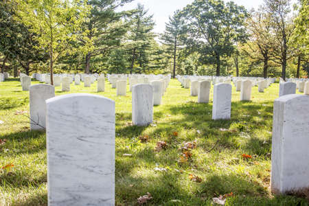 national military cemetery: Arlington National Cemetery in Arlington County, Virginia, is a military cemetery in the United States of America