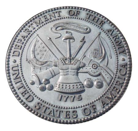 commemorative: US Army commemorative plaque