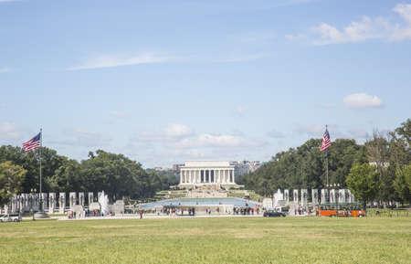 Lincoln Memorial  Stock Photo - 16006518