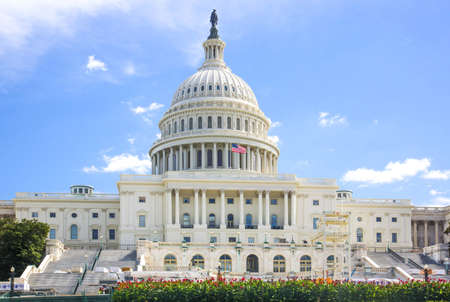 национальной достопримечательностью: США Капитолия, Вашингтон